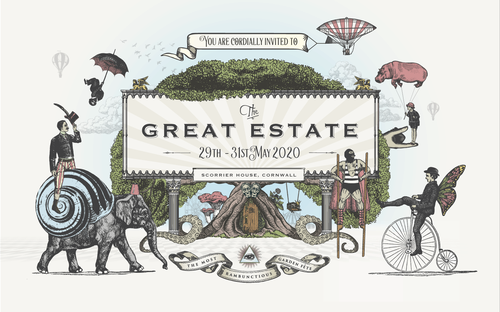 The Great estate Festival 2020